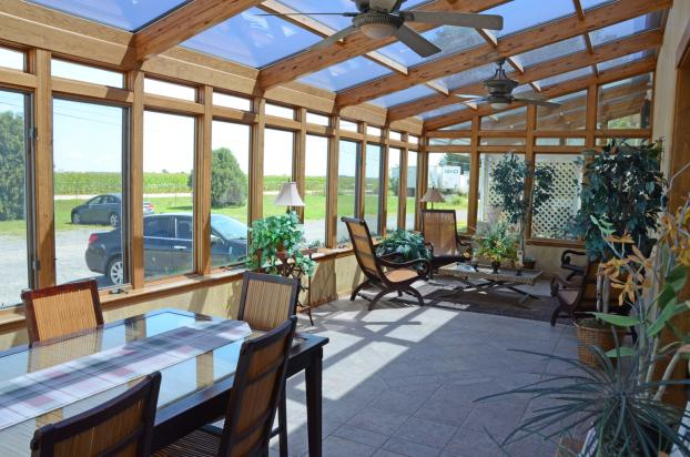 patio enclosures in Champaign, IL